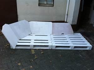 Sofaecke Selber Bauen : palettensofa sofa selber bauen teil 2 palettenbett und palettenm bel palettenbett und ~ Indierocktalk.com Haus und Dekorationen