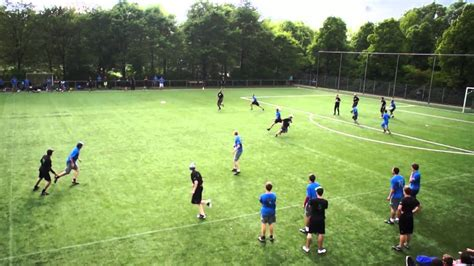 Backyard Frisbee by Of The 2014 Belgian Ultimate Frisbee Outdoor