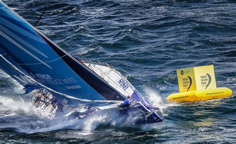 vestas  hour racing launch volvo ocean race campaign