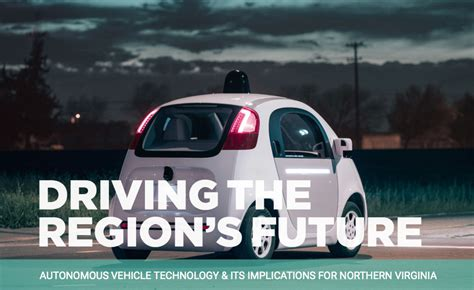 Northern Virginia Poised To Become Leader In Driverless