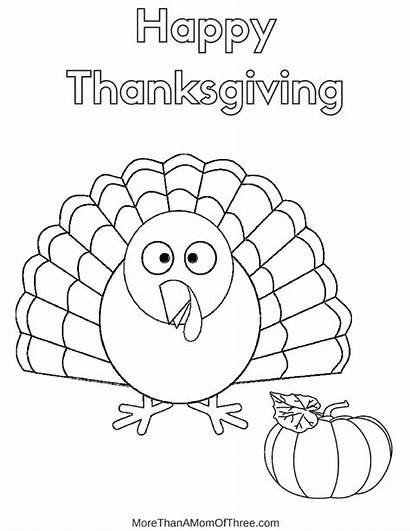 Thanksgiving Coloring Pages Printables Printable Worksheets Preschool