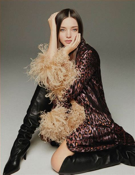 Miranda Kerr covers InStyle China December 8th, 2018 by ...