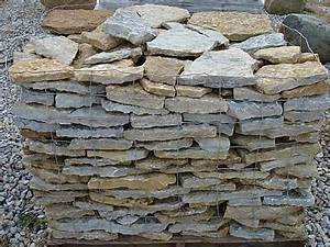 Flat Rock Wall Stone/Garden Wall Indianapolis Landscaping