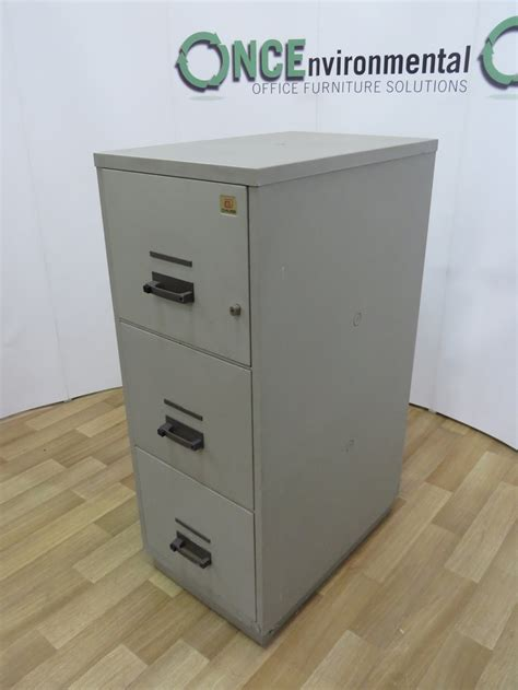 used fireproof storage cabinets used office storage chubb fireproof 3 drawer filing