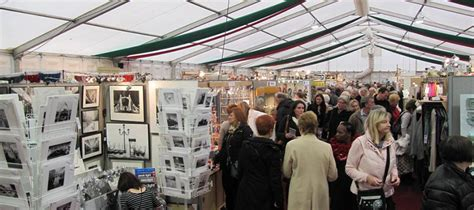 Craft Fair Temporary Structures  Rhs Wisley Craft Fair