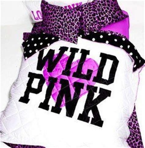 victoria s secret vs love pink leopard wild comforter