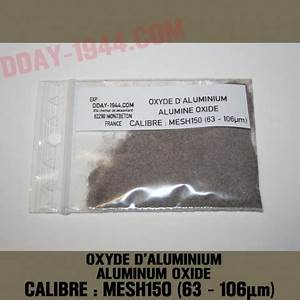 Faire Briller Aluminium Oxydé : oxyde d 39 aluminium corindon ~ Melissatoandfro.com Idées de Décoration