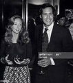 Jacqueline Carlin and Chevy Chase during RFK Pro-Celebrity Tennis... News Photo - Getty Images