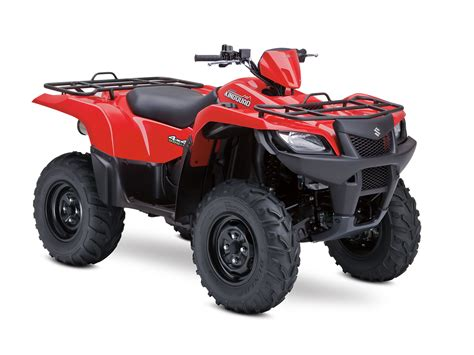 Suzuki Kingquad by 2013 Suzuki Kingquad 500axi Review