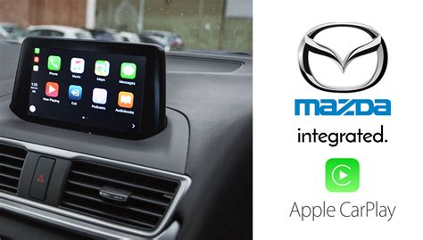 mazda apple carplay apple carplay retrofit kit for mazdaconnect mazda 2 3