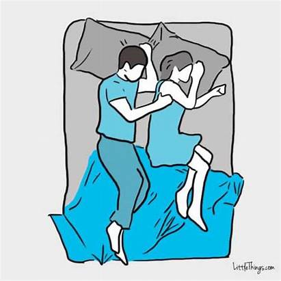 Sleeping Position Spoon Relationship Partner Says Loose