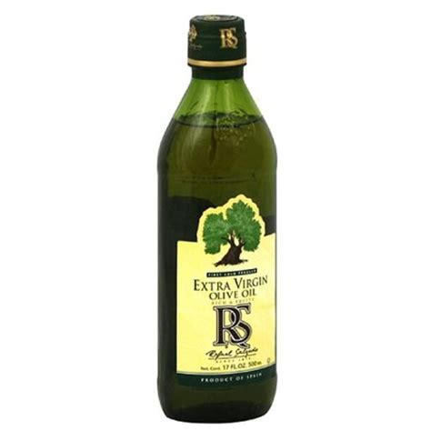 Rafael Salgado (RS) Extra Virgin Olive Oil 250ml from