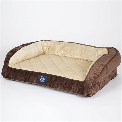dog beds for the sofa serta couch dog bed serta pet beds