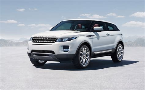 Land Rover Picture by White Range Rover Myautoshowroom