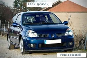 Filtre Essence Clio 2 : changer filtre essence sur clio 2 phase 2 astuces pratiques ~ Gottalentnigeria.com Avis de Voitures