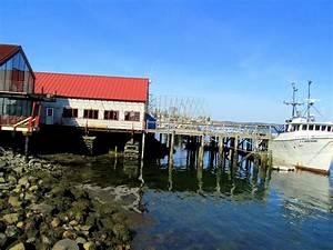 Panoramio - Photo of Dennett's Wharf. Castine, Maine.