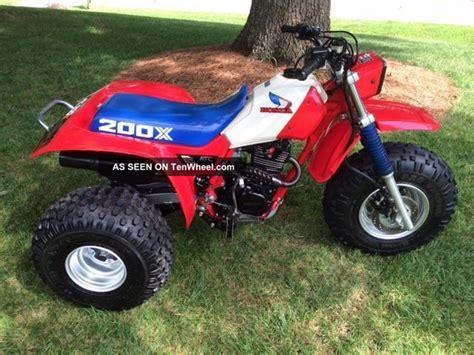 1985 Honda Atc 200x