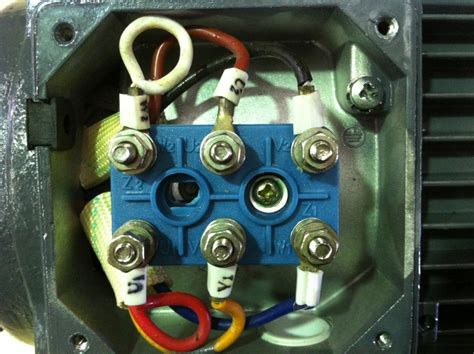 fitting variable speed drive   phase motor