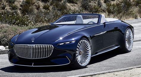 Official Vision Mercedesmaybach 6 Cabriolet