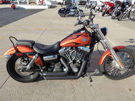 2011 Harley Davidson Glide by Buy 2011 Harley Davidson Fxdwg Dyna Wide Glide Cruiser On
