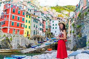 Cinque Terre - The Five Villages - K is for Kani