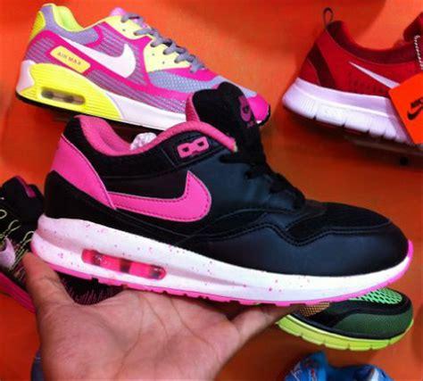 Sepatu Nike Airmax Pink Mix jual sepatu nike airmax sepatu anak perempuan nike di