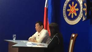 First episode of Duterte's TV show airs today