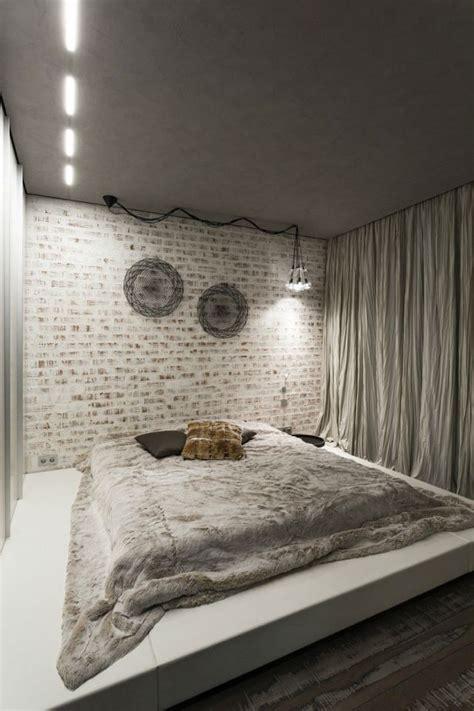 papier peint chambre a coucher papier peint imitation brique dans la chambre à coucher