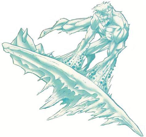 iceman marvel godzilla comic vs comics vine universe