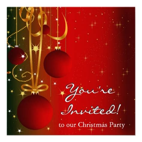 free christmas party template invitations templates 2017 free printables