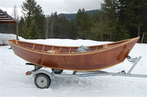 Don Hill Drift Boats For Sale by Our Hulls Are Designed For Response To Oar Inputs