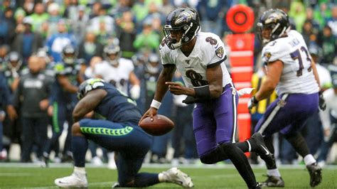 baltimore ravens  seattle seahawks game review www