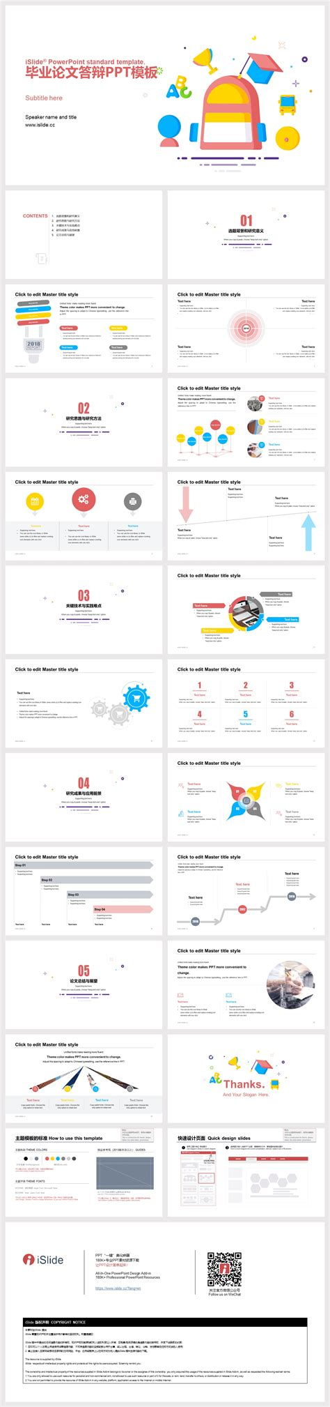 thesis defense presentation template ppt phd dissertation defense presentation template just free