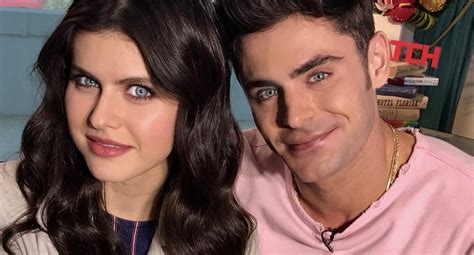 zac efron eye color zac efron said the sweetest thing about alexandra daddario