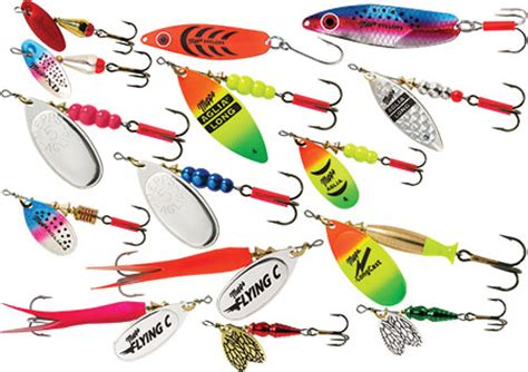 salmon fishing lures  work
