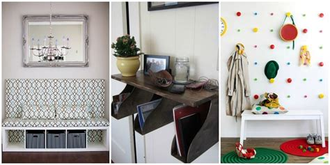Entryway Benches Ikea by 12 Ikea Hacks For Your Entryway Entryway Storage Ideas