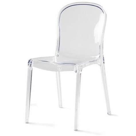 chaise transparente leroy merlin chaise plexi transparente leroy merlin chaise idées de