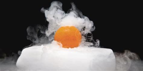 acheter azote liquide cuisine cuisine moléculaire quand la science s immisce en cuisine