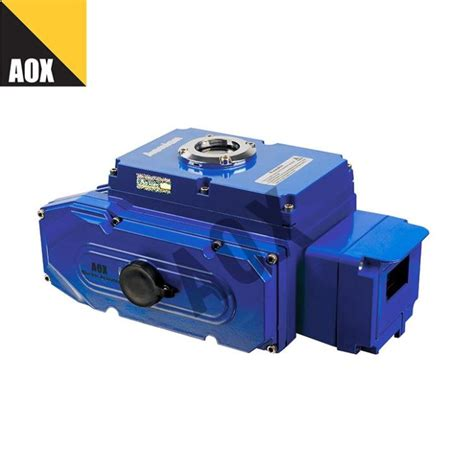 intelligent rotary electric actuator suppliers
