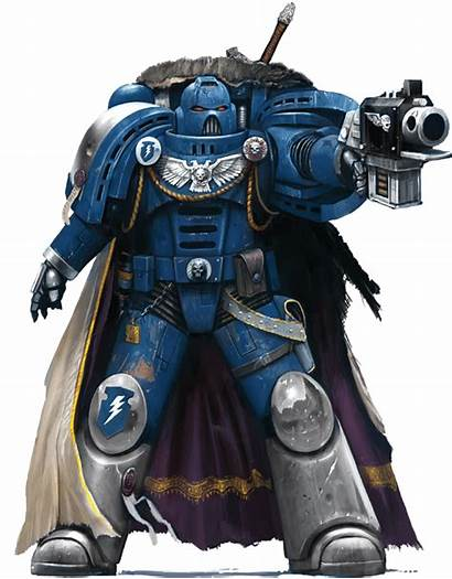 Chapter Space Marines Storm Wardens Masters Hqs