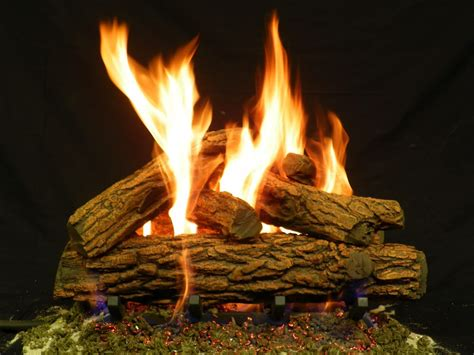 Fake Logs For Gas Fireplace Fireplace Pinterest Gas