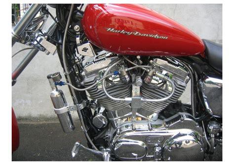 Harley Davidson Nitrous Oxide Nos No2 Kit Magnum