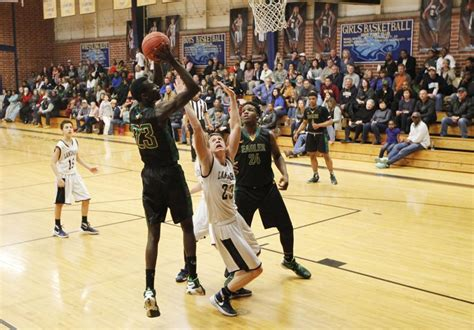Photos Greenforest Vs Landmark In Basketball