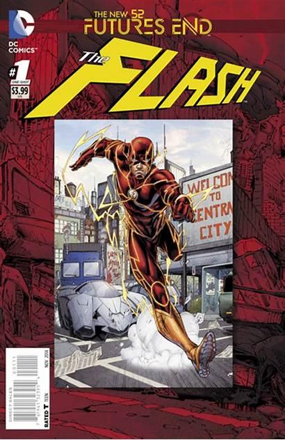 End Futures Flash Comics Dc 52 Covers