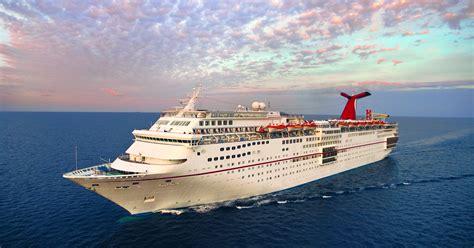 carnival fascination san juan based cruise ship to get a