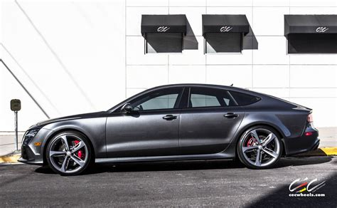 audi rs    carbon optic package rare cars