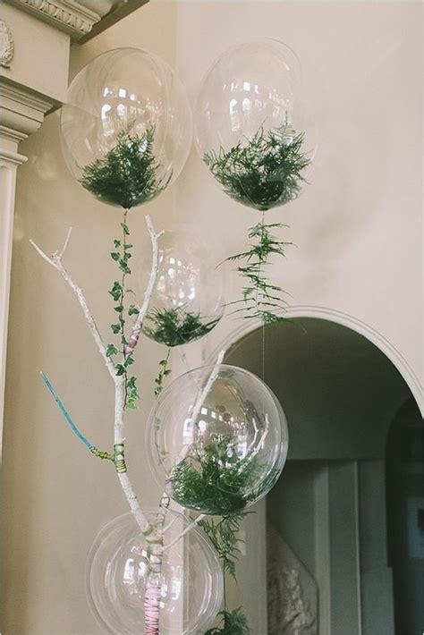 fun  creative balloon wedding decoration ideas