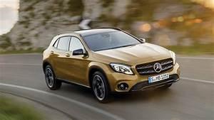 Nouveau Mercedes Gla : nouveau mercedes gla annonces automobile magazine ~ Voncanada.com Idées de Décoration
