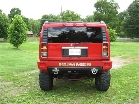 purchase  monster hummer   reserve bright red