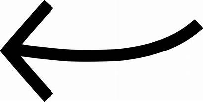 Arrow Pointing Left Svg Icon Onlinewebfonts Works